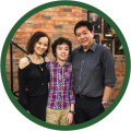 Parents of Ethan Adam Cheong