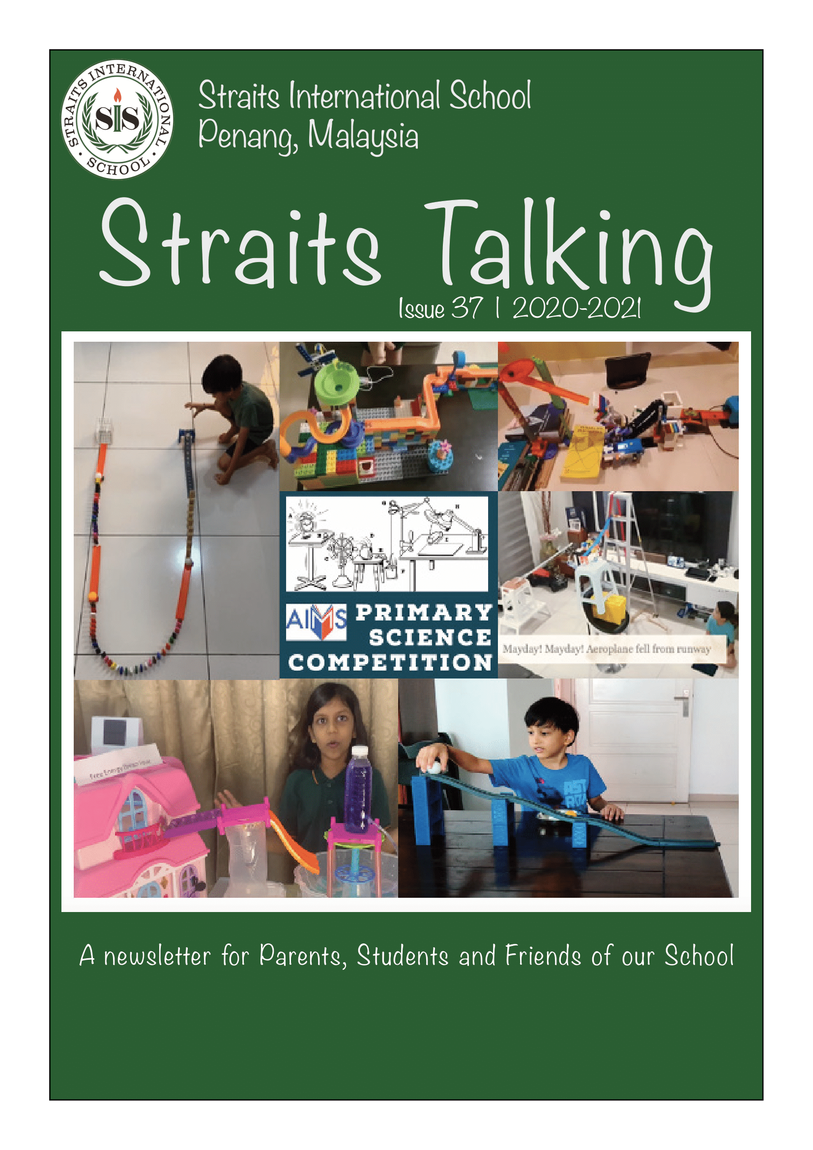 Straits Talking Issue 37 May-01